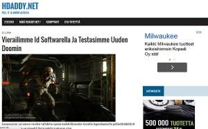 Hdaddy.net sivusto